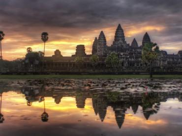 La Camboya que Lara Croft se dejó por explorar