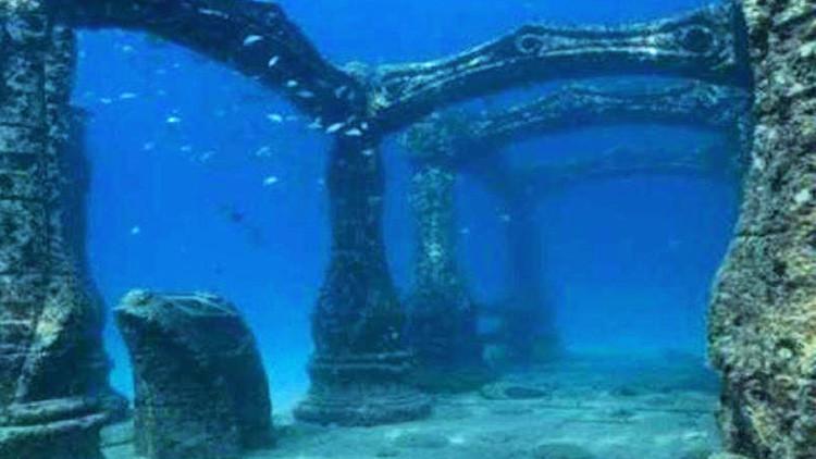 أشهر 5 مدن تحت الماء 1
