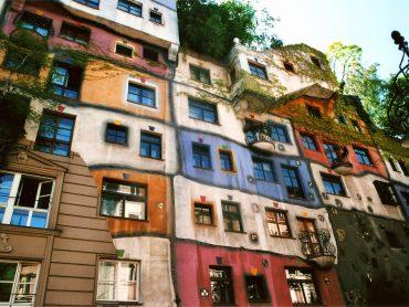 Ciudades con dosis de color