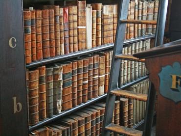 Vuelta al mundo en cinco bibliotecas