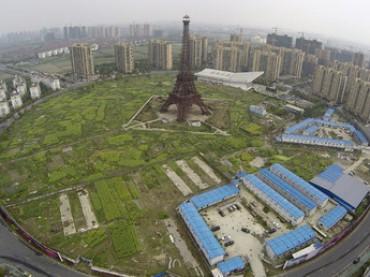 الصين تجمع عجائب العالم في بلادها