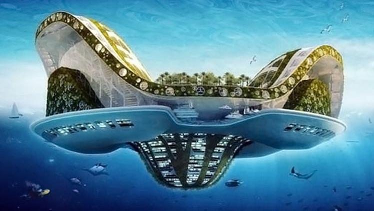 أول مدينة عائمة ستكتمل عام 2020 1