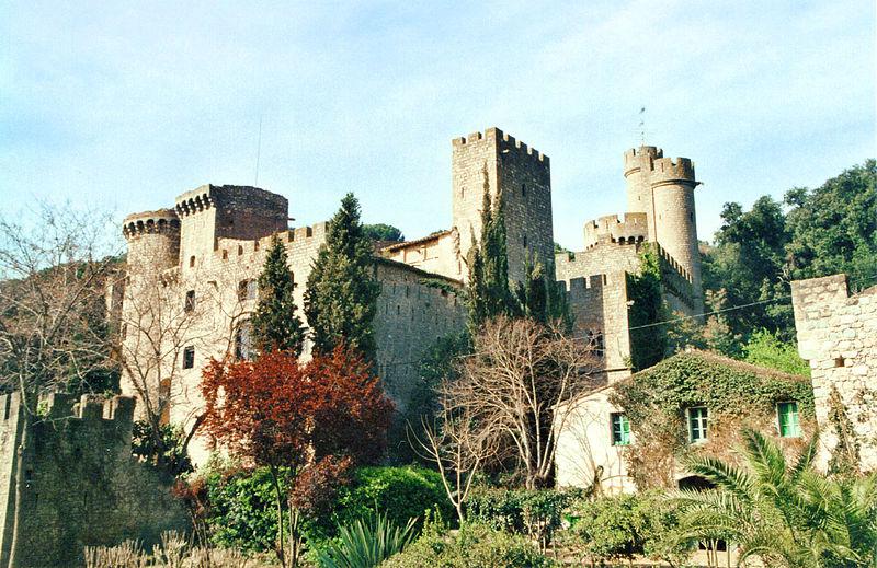 Localizaciones juego de tronos - Castell de Santa Florentina en Canet Juego de Tronos