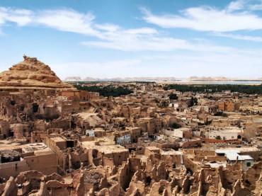 واحة سيوه جنة الصحراء الغربية بمصر