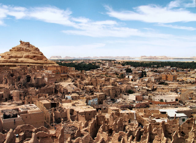 واحة سيوه جنة الصحراء الغربية بمصر 1