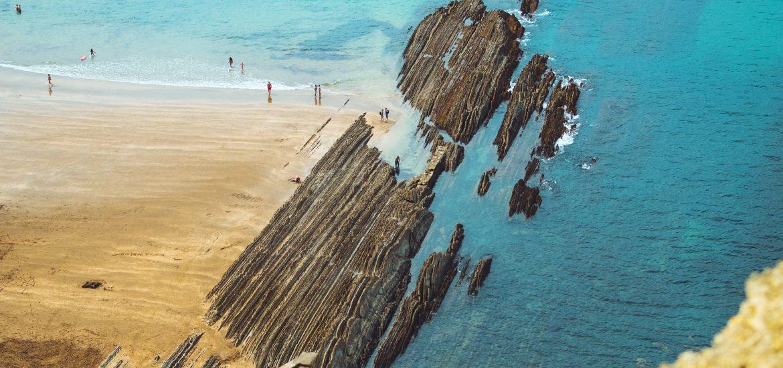 Playa Itzurun Juego de Tronos