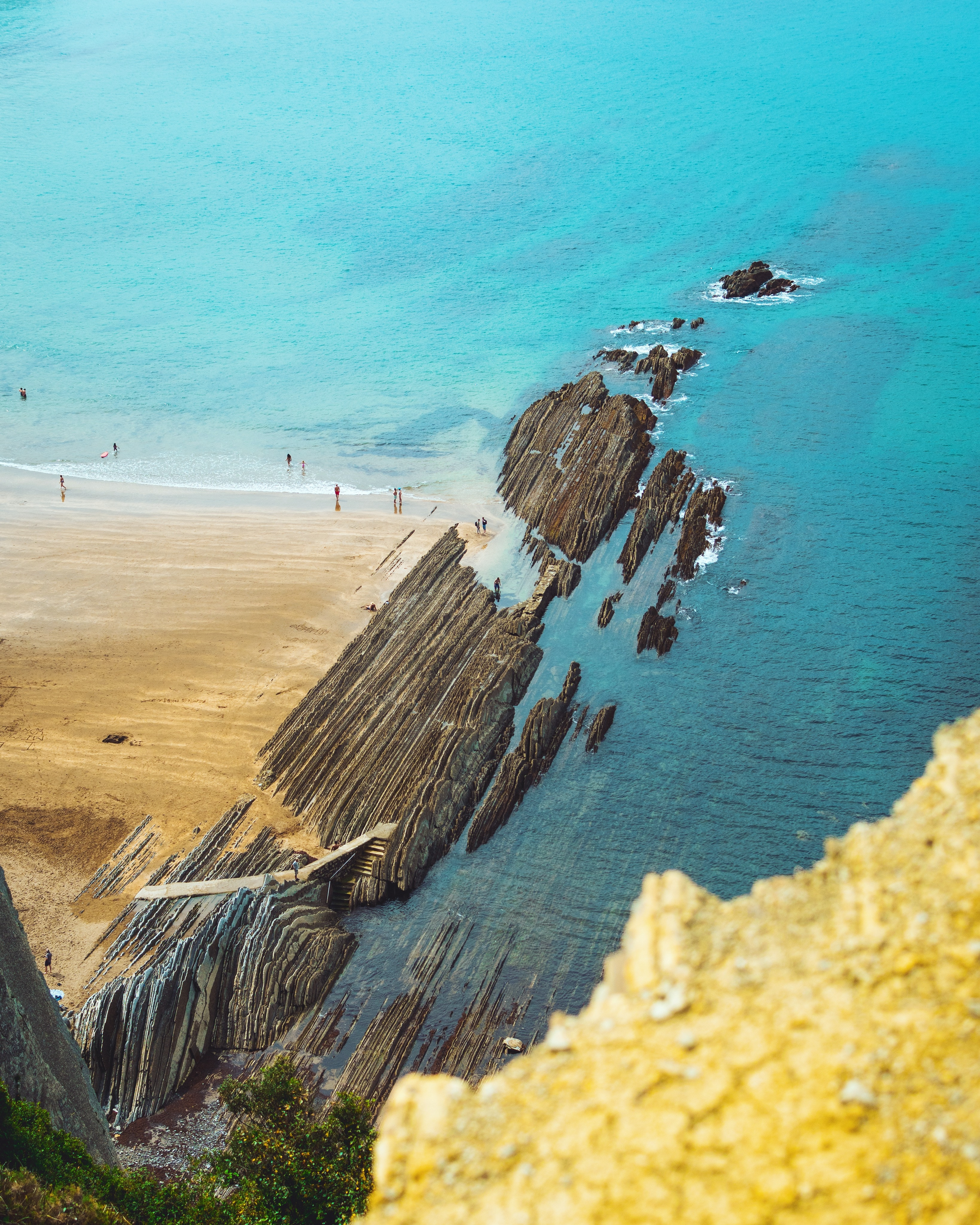 Localizaciones juego de tronos - Playa Itzurun Juego de Tronos