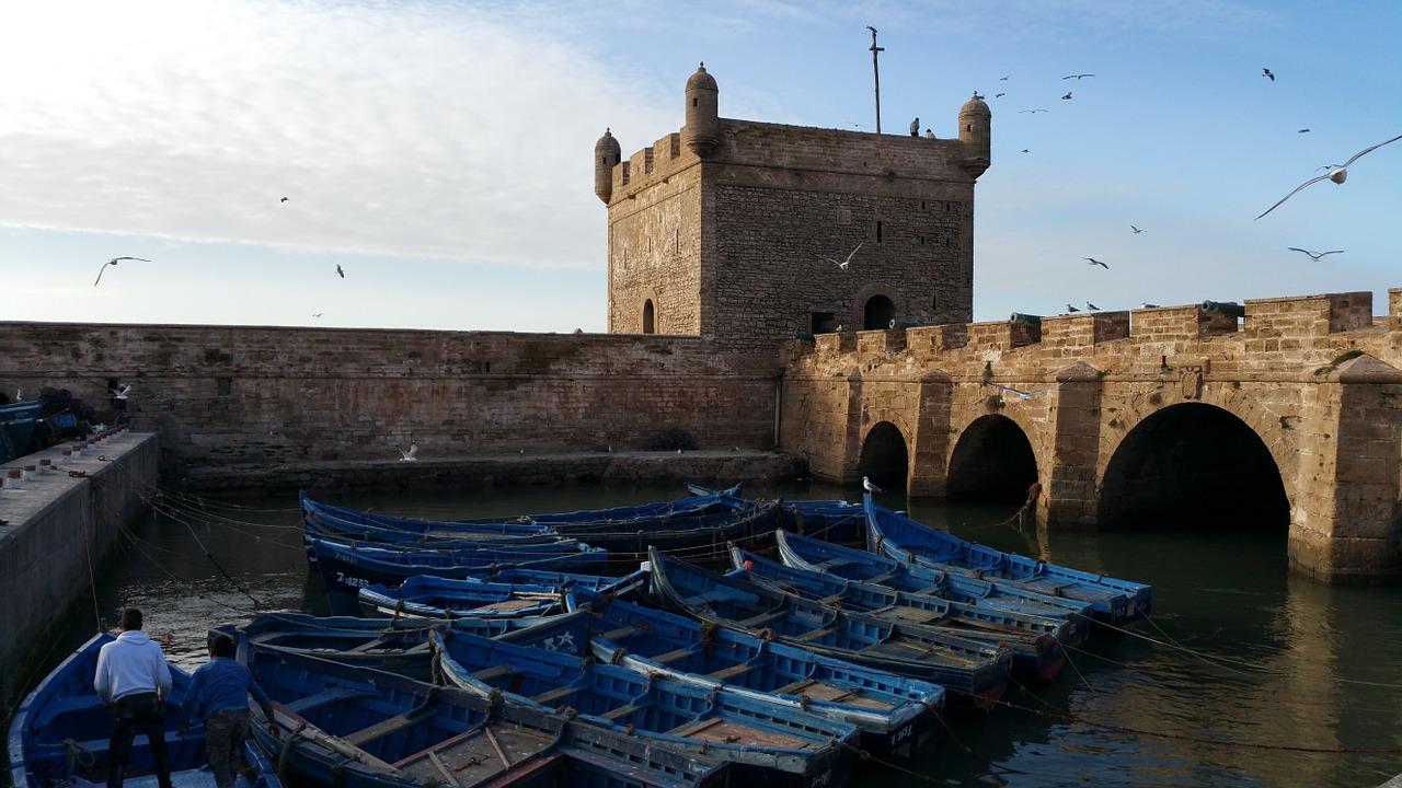 Localizaciones juego de tronos - Essaouira Juego de Tronos