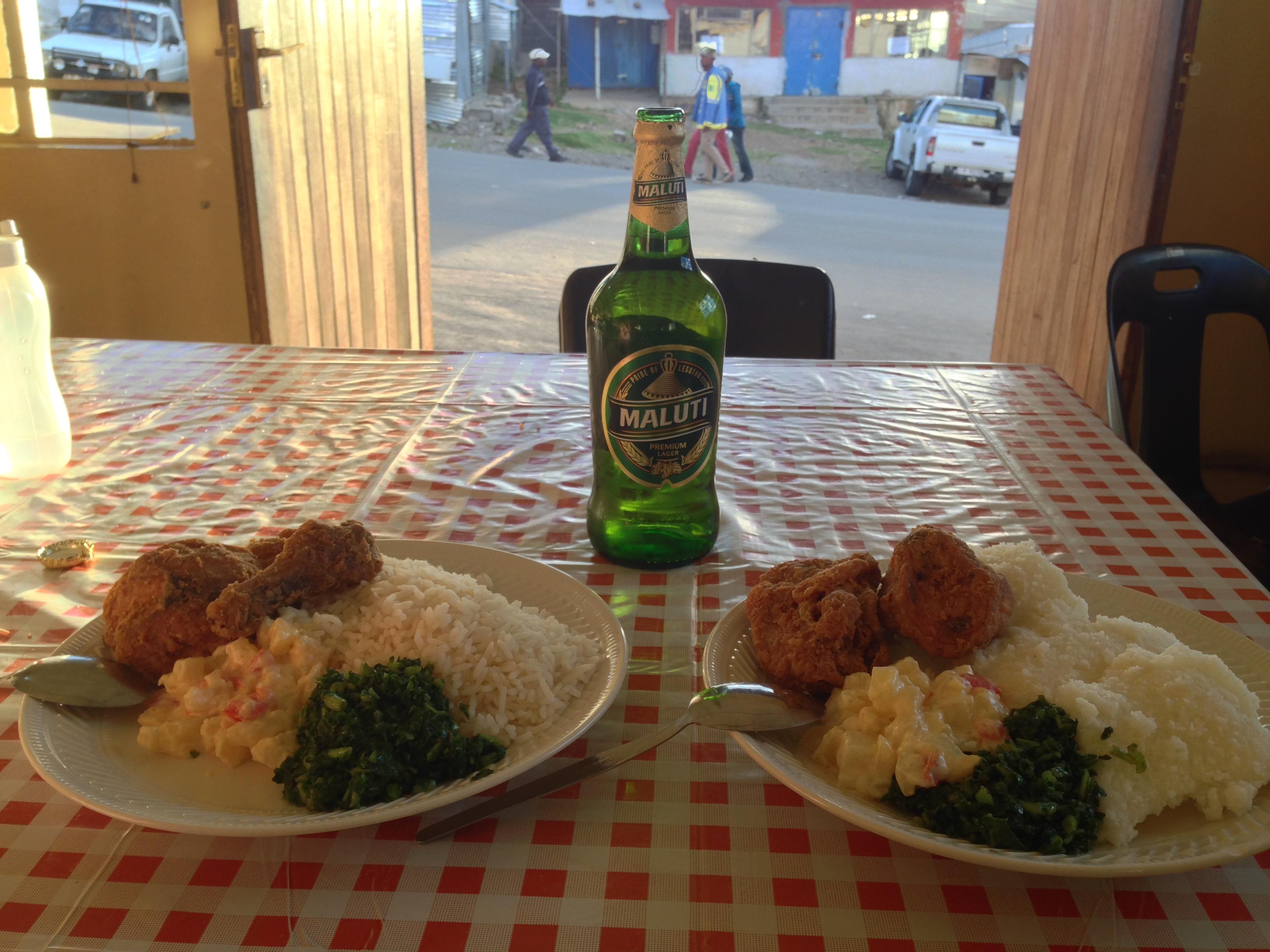 Lesoto 7-comida