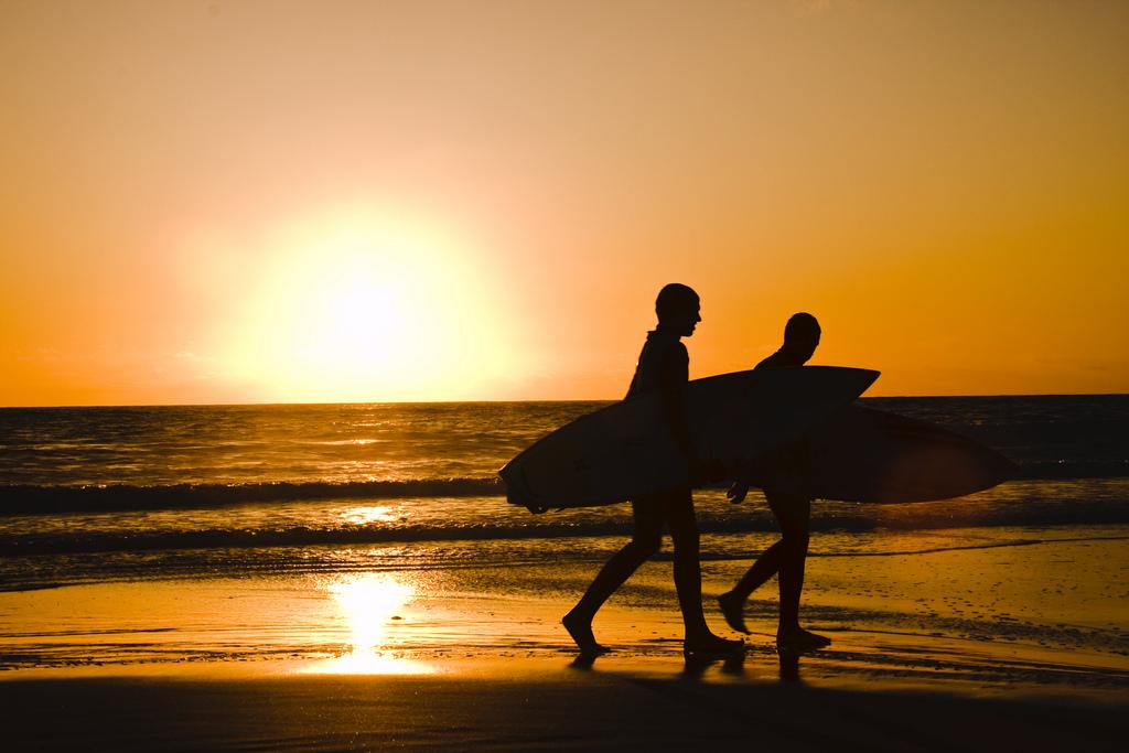 Top 10 playas surf