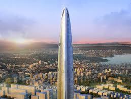 أطول برج تجاري في العالم في دبي 1