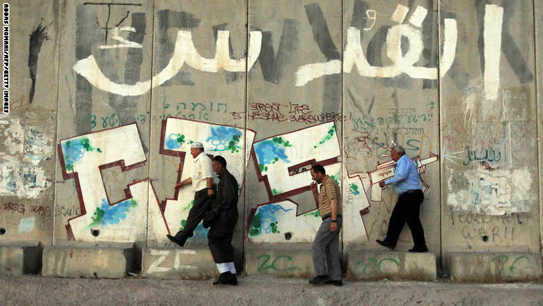 PALESTINIAN-ISRAEL-WESTBANK
