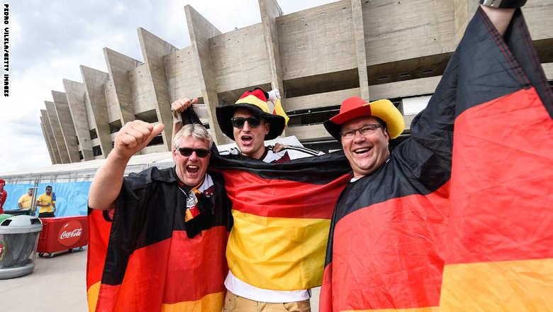 Brazil v Germany - World Cup 2014