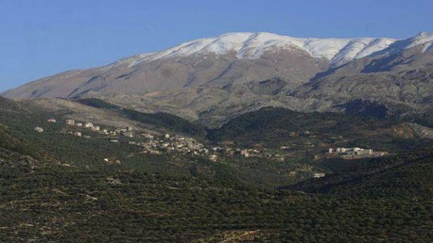 جبل الشيخ في سوريا
