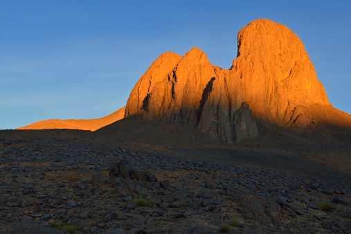 جبل تاهت في الجزائر