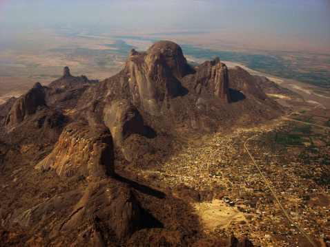 جبل مرة في السودان