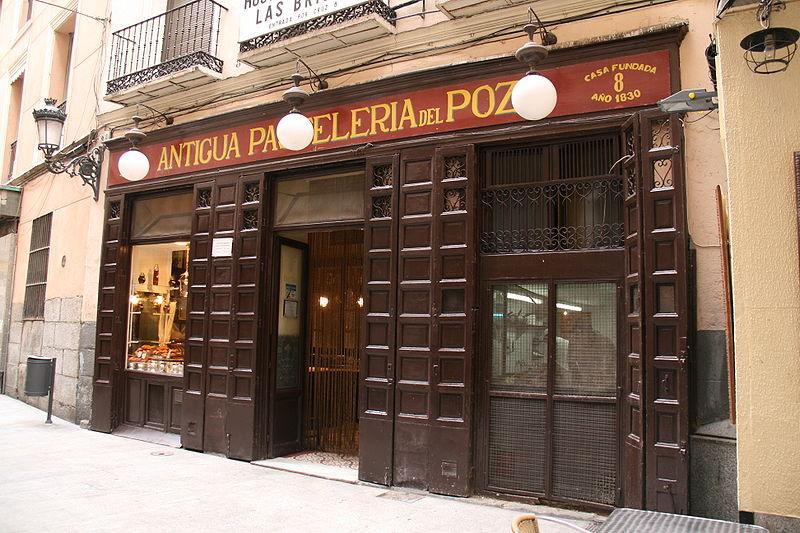 Pastelería El Pozo