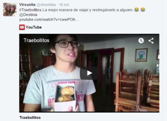 #TraeBollitos