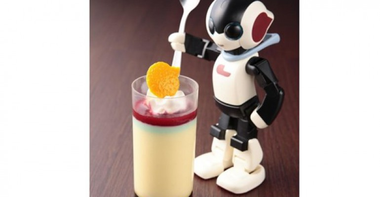 أول مقهى في العالم تديره الروبوتات في دبي