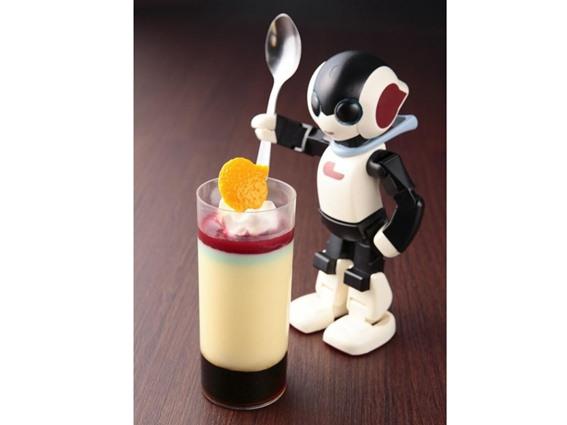 أول مقهى في العالم تديره الروبوتات في دبي 1