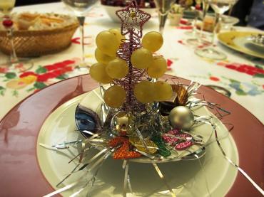 Uvas, lentejas y otras extravagancias para celebrar el año nuevo