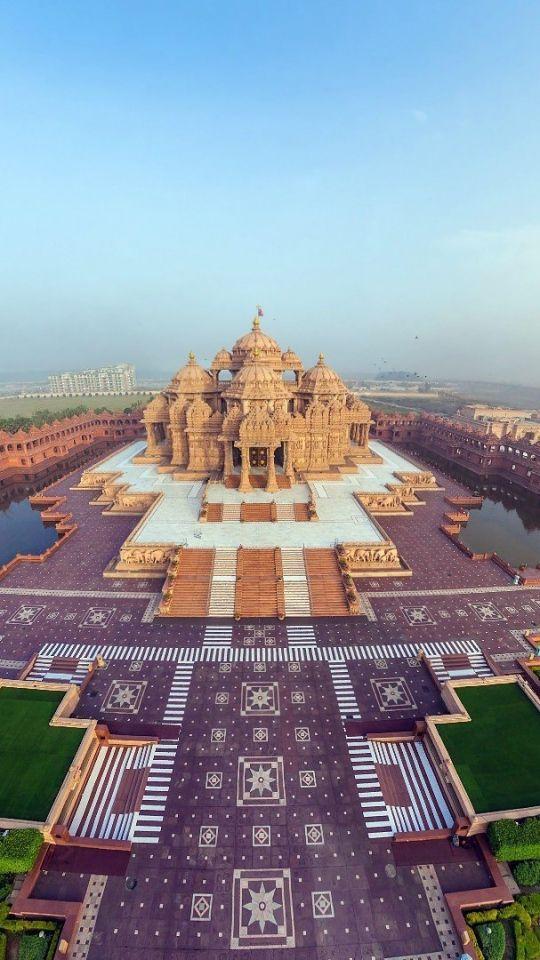 دليل سفرك إلي نيودلهي الهند 1