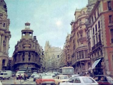 Así eran las fiestas de Nochevieja en el Madrid de 1972