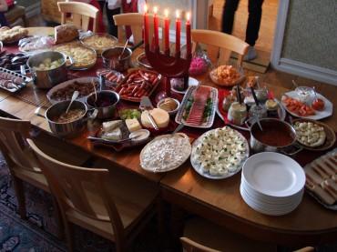 Cenas de Nochebuena (y comidas de Navidad) a lo largo y ancho de Europa