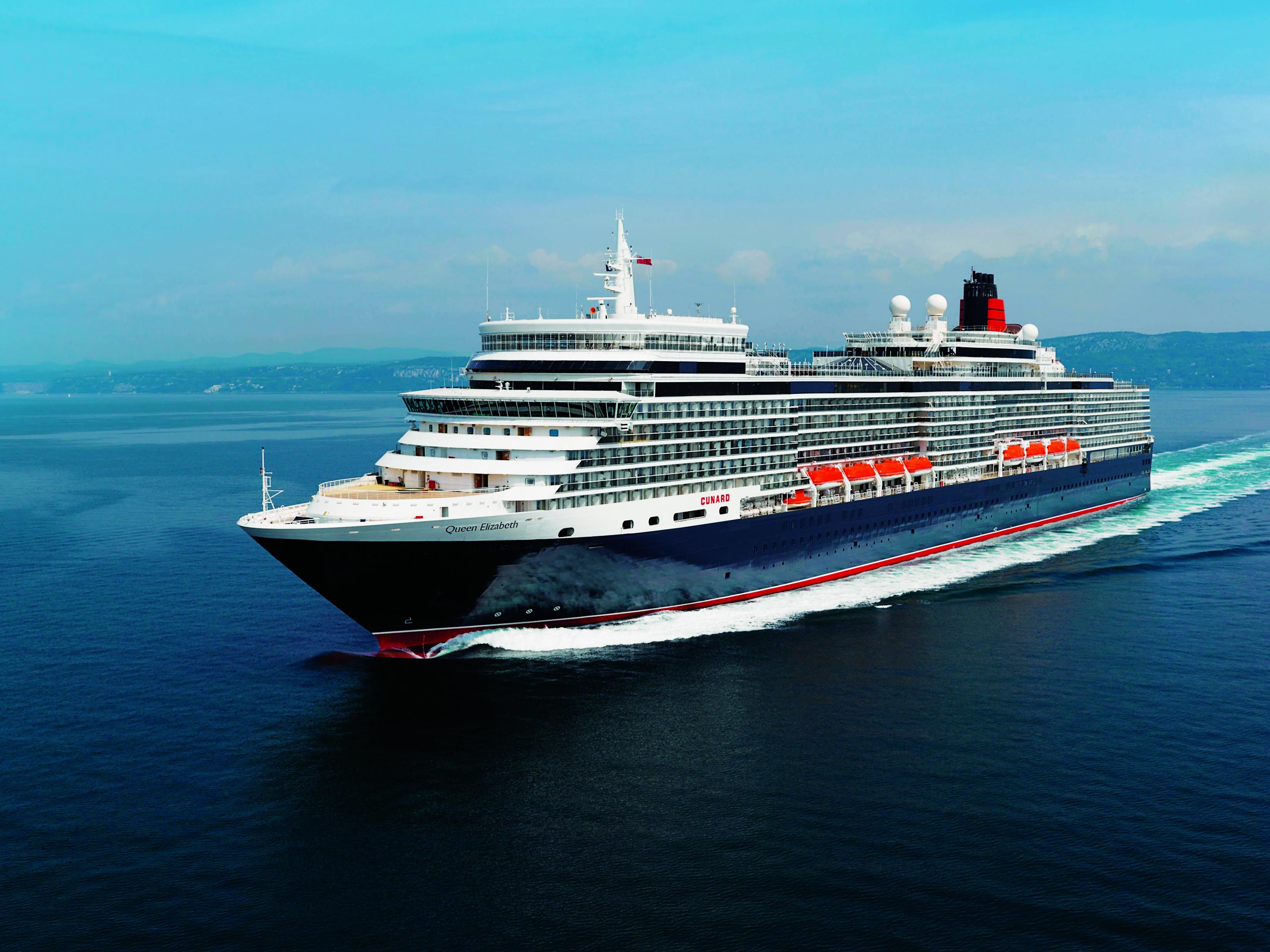 Cunard Queen Elizabeth 5