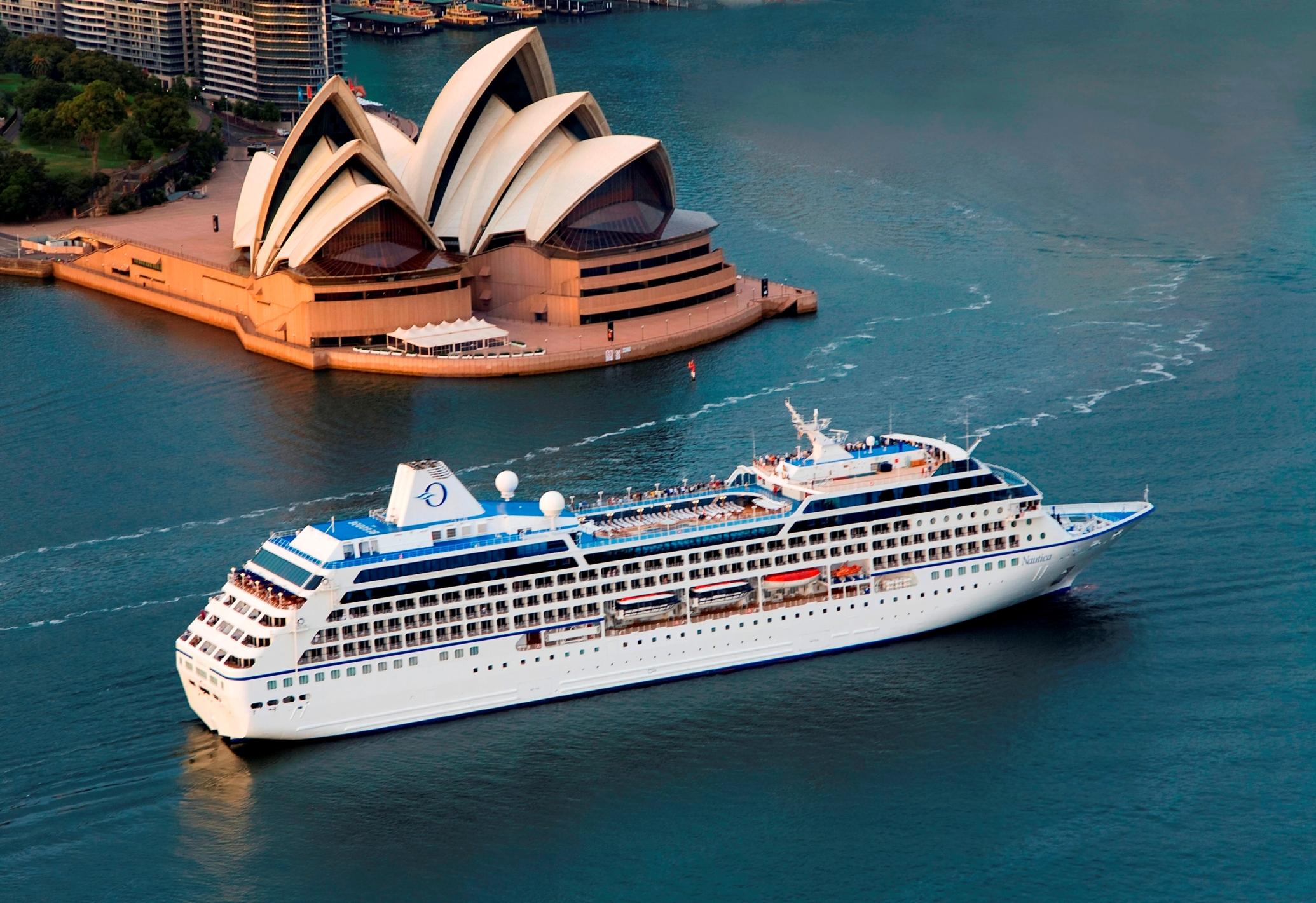Oceania Cruises, Insignia 7