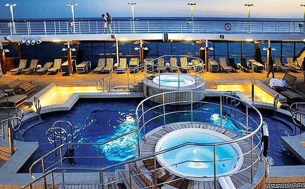 Oceania Cruises, Insignia 8