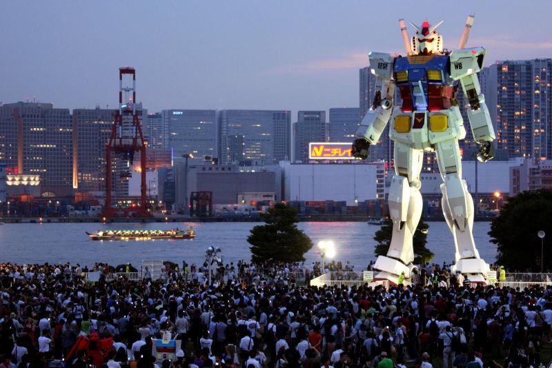 هل تعتبر طوكيو أغرب عاصمة بالعالم ! 1