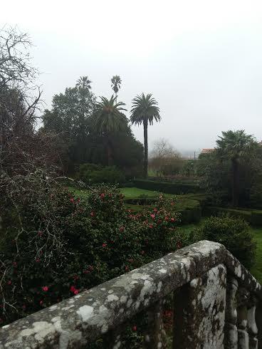 Jardín del Pazo de Fefiñáns