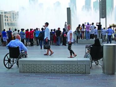 دبي الوجهة العالمية الأفضل لسياحة المعاقين
