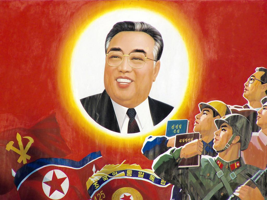 Corea-del-Norte, North Korea