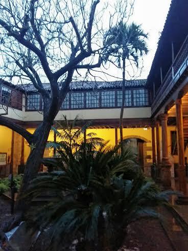 Lagun,Casa Alvarado Bracamonte