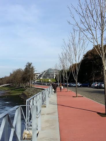 Paseo Río Miño Vilanova de Cerveira