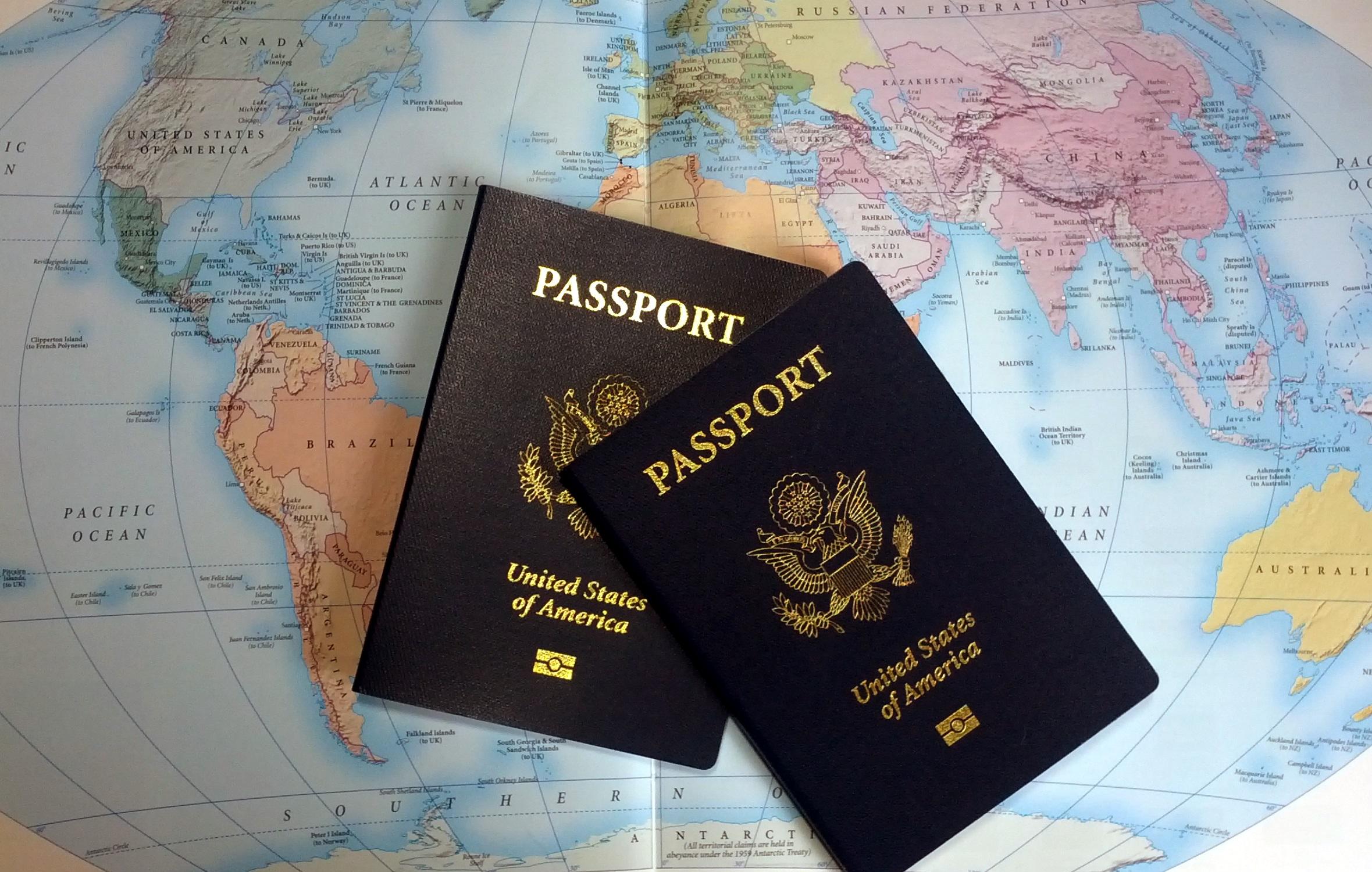 جوازات السفر الأقوى نفوذاً في العالم 1