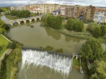 Palencia a vista de pájaro: 9 asombrosas instantáneas