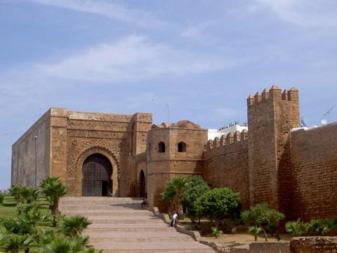 Palacio Udaia Rabat