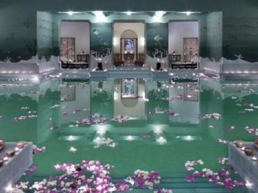 أفضل فنادق بها حمام سباحة