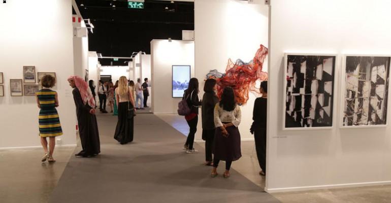 معرض الفنون الأكبر في الشرق الأوسط دبي آرت