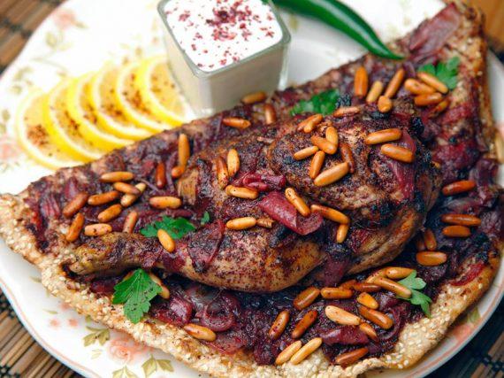 أشهر المأكولات في البلدان العربية
