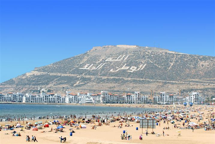ميامي المغرب مدينة أغادير 1
