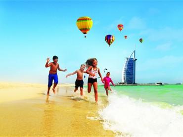 أفضل الأنشطة التي يمكنك القيام بها مع أطفالك في دبي