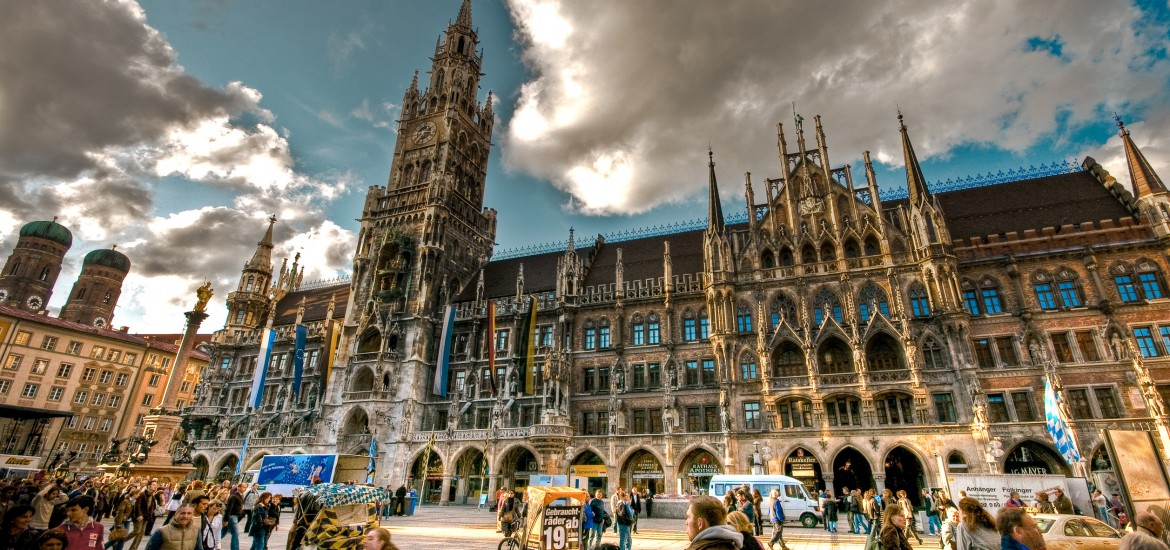 MarienPlataz-Munich-Germany
