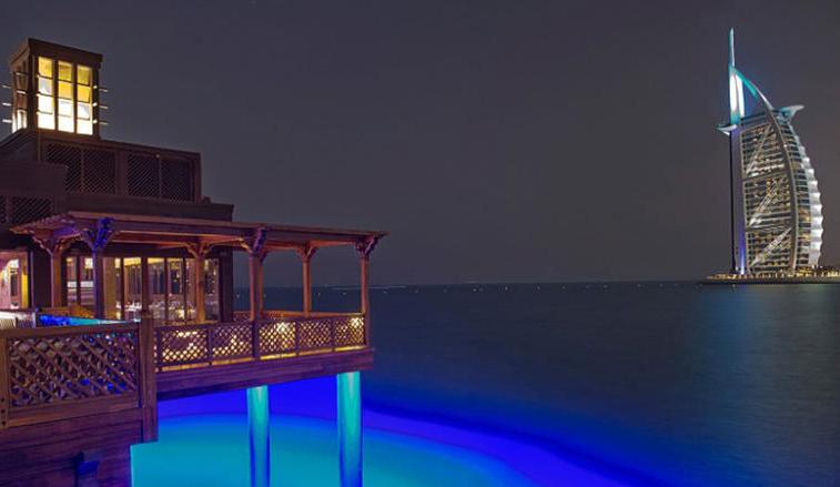 أفضل 10 مطاعم ساحرة في دبي 1