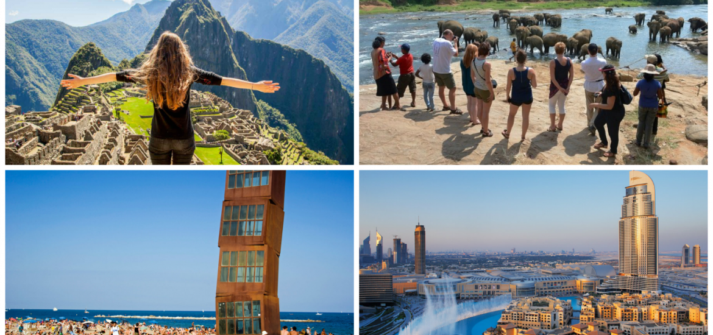 أفضل الوجهات السياحية لعام 2016 1