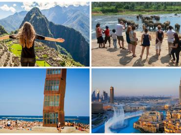 أفضل الوجهات السياحية لعام 2016