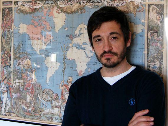 CheckPoint con Santiago Velázquez, el escritor que no tenía Instagram